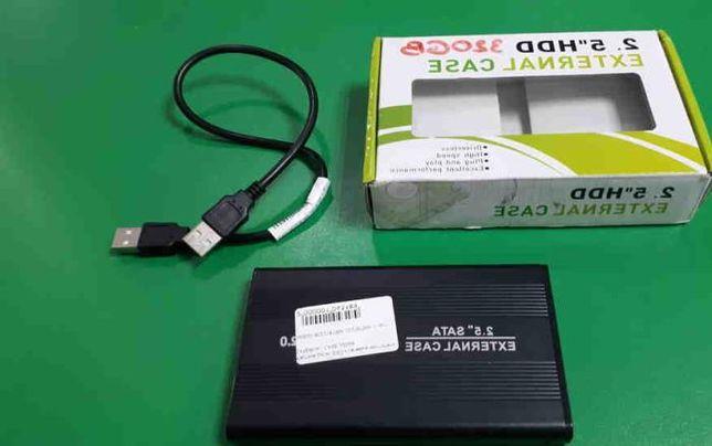 Жесткий диск External Case 320Gb