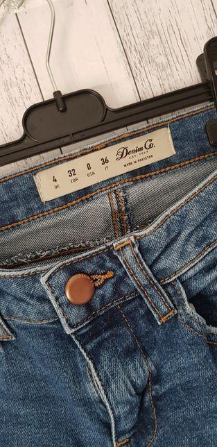 Spodnie jeans