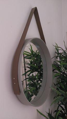 Espelho Redondo com Fita