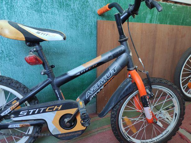 Велосипед детский Azimut 16 дюймов