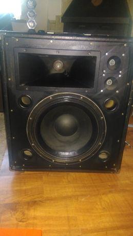 Genialne głośniki 300 W. RMS Tonsil
