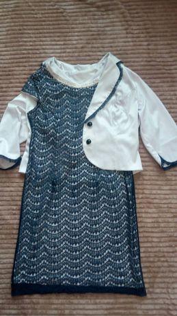 Костюм плаття піджак