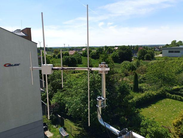 Antena krótkofalarska Yagi DK7ZB (2m/70cm)