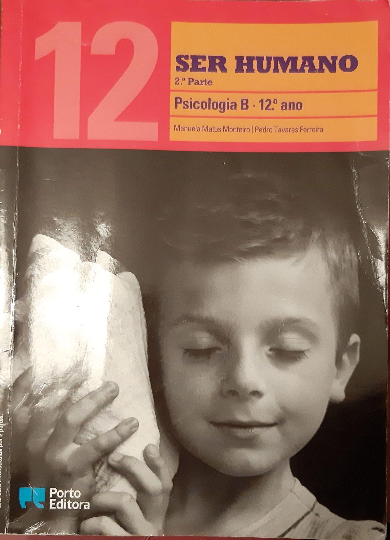 Psicologia B - 12° ano