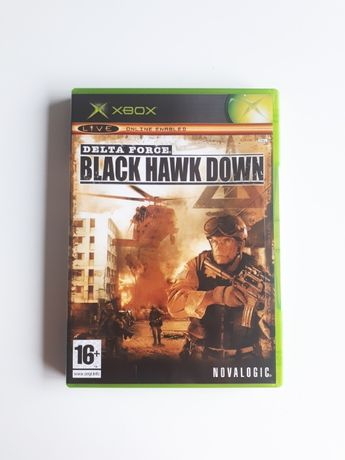 Jogo Delta Force: Black Hawk Down NOVO - XBOX