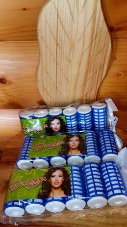 Бигуди бігуді термо для локонов локон за 1 упаковка 6 шт волосся