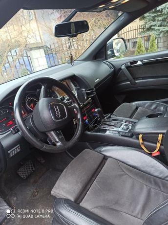 Audi Q7 4,2  3 x s line diesel