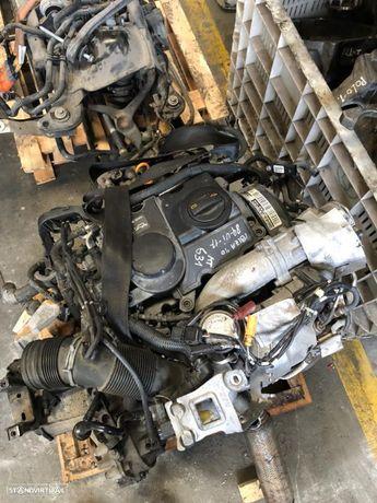 Motor BMS 1.4 TDI 80 CV Seat Ibiza 6J VW Polo 6R 2007 2008 2009 2010 diesel gasoleo - bloco rachado