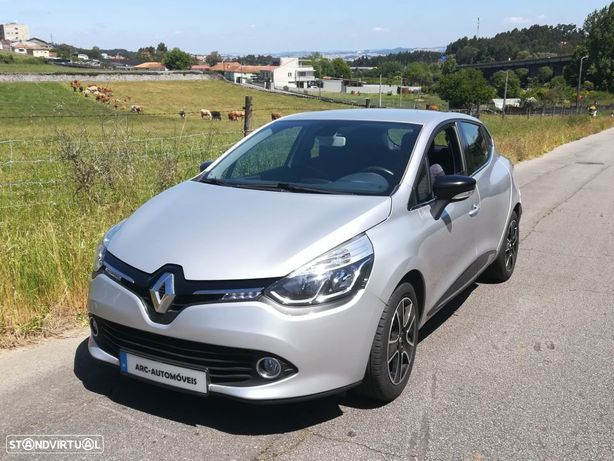 Renault Clio 0.9 TCE Luxe