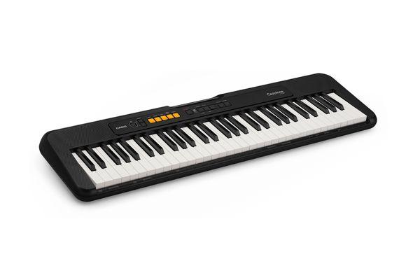 Keyboard Casio CT-S100 5 oktaw + słuchawki