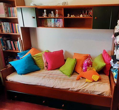 Mobilia completa quarto