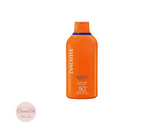 Lancaster Sun Beauty Sublime Tan Comfort Milk SPF50 400ml