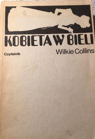 """""""Kobieta w bieli"""" - Wilkie Collins"""