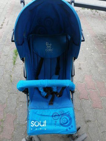 Wózek spacerowy Coto Baby Soul Baby