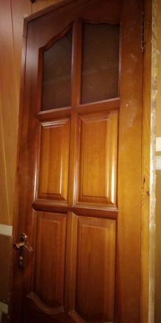 Двери межкомнатные в туалет/ванную