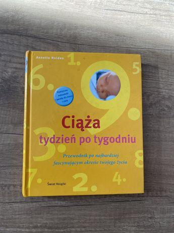 Ciąża tydzień po tygodniu 2 książki