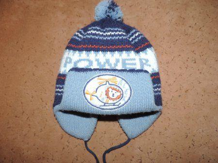 шапка зимняя 48-52