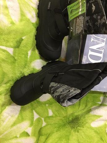 Термо ботинки tundra
