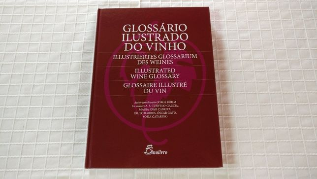 Glossário Ilustrado do Vinho