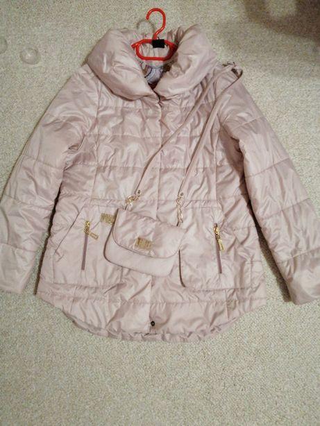 Куртка демісезонна 40р