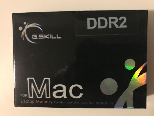 Память для ноутбука G.SKILL SO-DIMM 4Gb (2Gb+2Gb) FA-5300CL5S-2GBSQ
