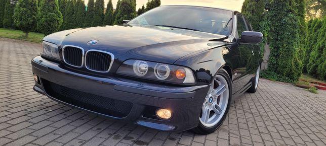 BMW E39 *  523I  ///M Pakiet * Dobrze Zachowany Egzemplarz *