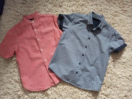 Фирменные рубашки на мальчика, next и George