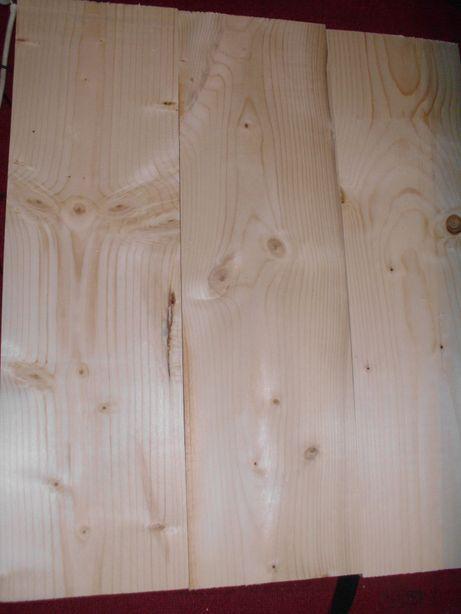 Deska sosnowa 15 cm szer. na dach, parkiet, ścianę do aranżacji