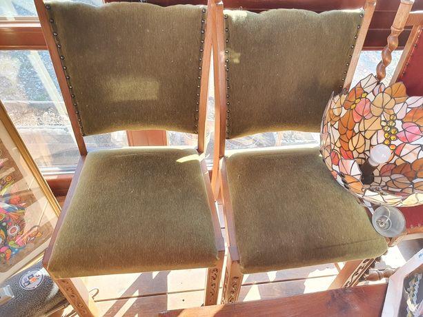 Krzesło drewniane :)