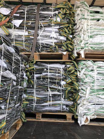 Worki Big Bag Używane 100cm do gruzu złomu itp Mocny Materiał