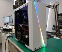 RGB | i3-10100F 4,20Ghz | RX 550 4GB | 8GB | SSD 500GB | Win 10