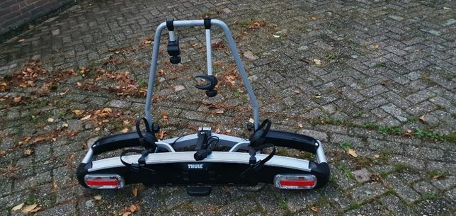 Rezerwacja!Thule EC G6 EuroClassic 928 Bagażnik na hak 2 rowery Okazja