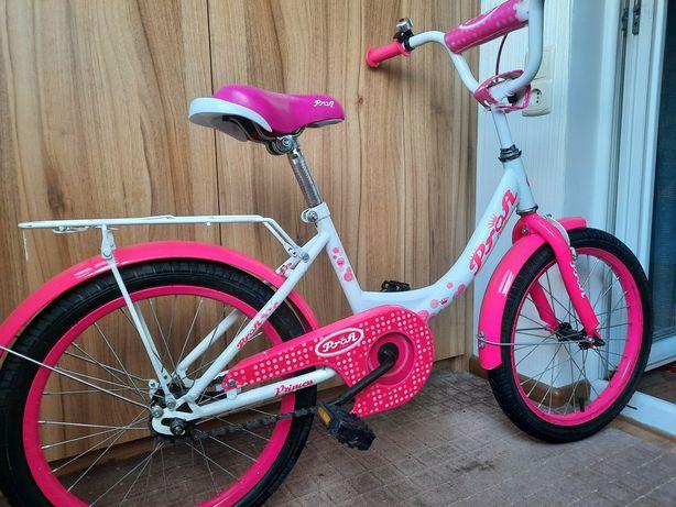 """Продам велосипед 18"""" для девочки"""