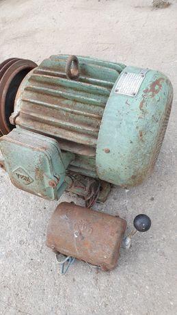 Silnik elektryczny 7kW 1450 obr