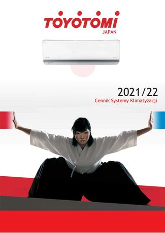 klimatyzator klimatyzacja Toyotomi, Japan, 6 lat gwarancji, montaż