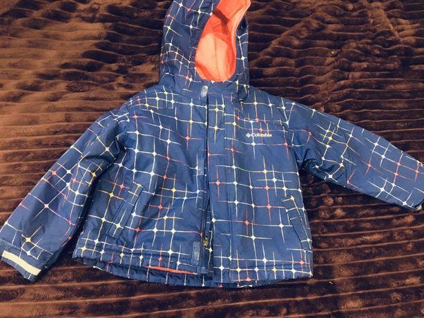 Куртка  Columbia Коламбия деми зима