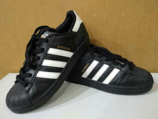 """Кожаные кроссовки """"Adidas Superstar"""". Original 100%"""