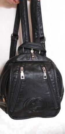Продам новый рюкзачок из натуральной кожи