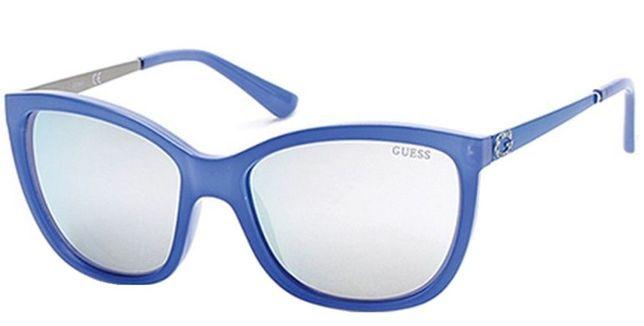Okulary przeciwsłoneczne damskie Guess GU7444/84C