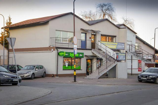 Budynek Handlowo-Usługowy centrum Bełchatów