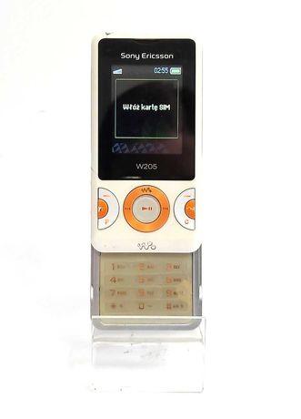 Telefon Sony ERICSSON W205