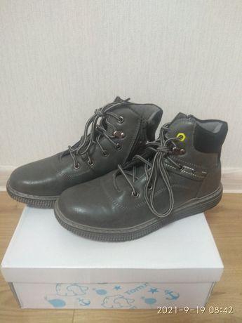 Демисезонные ботинки Tom.m размер 35.