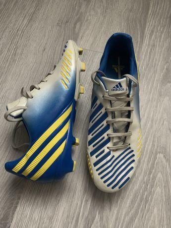 Бутсы adidas predator оригинал кроссовки