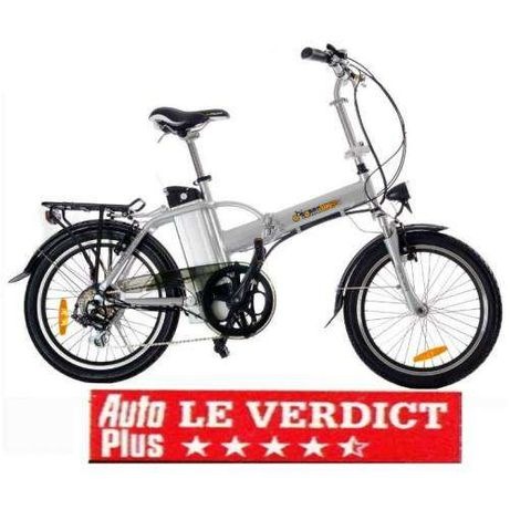 Bicicleta elétrica TomyBike dobravel