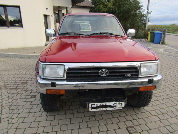 TOYOTA 4RUNNER 1992r. 3.0 V6 benzyna zarejestrowany!