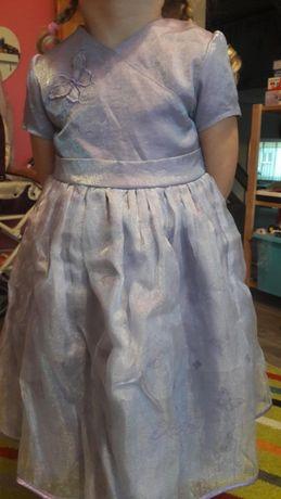 Sukienka wizytowa 3-4 latka
