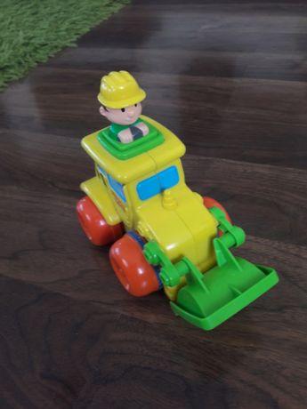 Koparka push and ride
