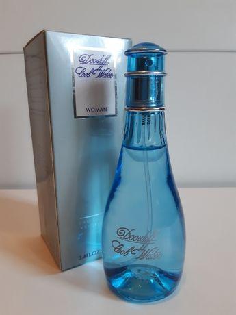 Perfumy Davidoff Cool Water Women 100ml Damskie