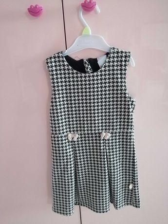 Elegancka sukienka dla dziewczynki rozmiar 116, coccodrillo