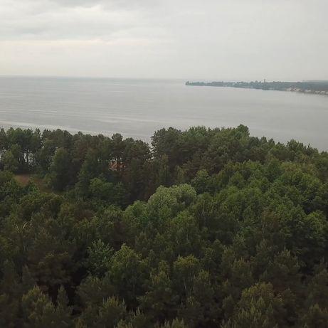 Участок под застройку 1.7 ГА выход в Киевское море, лес, фарватер